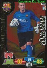 439 VICTOR VALDES ESPANA FC.BARCELONA SUPERCRACK CARD PANINI ADRENALYN LIGA 2014