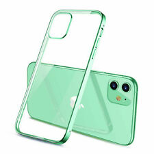 Soft Clear Shockproof Plating Bumper Case Cover For iPhone 13 Pro Max 13 Mini