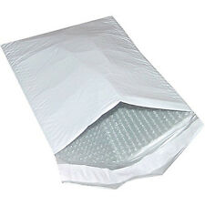 Yens® 500 #0 Poly Bubble Padded Envelopes Mailers 6.5 X 10 fit DVD CD Case
