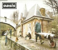 Oasis - Some Might Say original 1995 Creation CD single