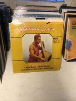 "Richard Davis ""blues for now"" (VPA 8358 Stereo) SEALED JAZZ BLUES VINYL LP"