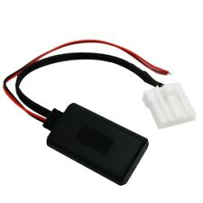 Car Wireless Bluetooth Module Music Adapter Aux Audio Cable For Mazda 2 3  Y2A9