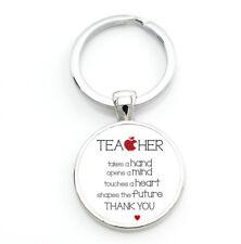 Schlüsselanhänger Lehrer-Geschenk als Geschenkidee Teacher Gift keychain