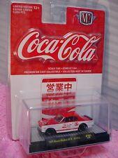 M2 Machines Hobby Coca-cola 1965 Ford Econoline Delivery Van Rw01 1 64