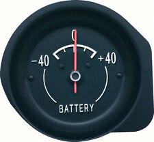 OER 6473859W 1972-1974 Chevrolet Corvette Ammeter Battery Gauge