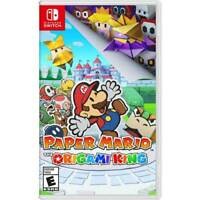 Paper Mario: The Origami King - Nintendo Switch, Nintendo Switch Lite