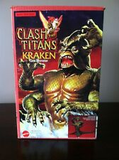 Clash of the Titans Kraken by Mattel 1980 Complete w/ Box MINT-AFA IT Holy Grail