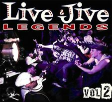 Vol. 2-Live & Jive Legends - Live & Jive Legends (2012, CD NIEUW)