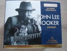 Past Perfect   10 CD Box      -     John Lee Hooker