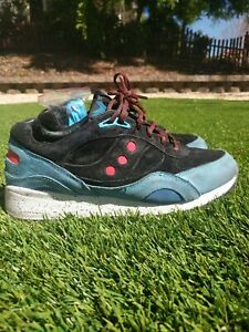 Saucony Only in SOHO men 70115-1 Sneakers Shoes Sz Size 10 Preowned