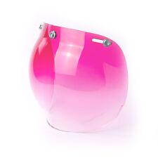 3-Punkt Visier Bubble pink verlaufend getönt