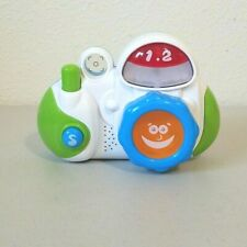 2010 Happy Kid Toy Group CAMERA Toddler Toy Flashes Sounds Works