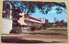 "Vintage Post Card ""University of Miami"", Memorial Building Coral Gables, Florida"