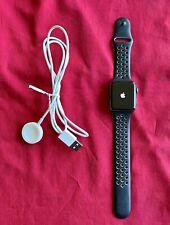 Apple Watch Series 2 Nike+ 42mm Aluminum Space Gray/Black Sport - (NNYY2LL/A)
