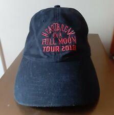Chris Brown Heartbreak on a Full Moon Tour Strapback Hat