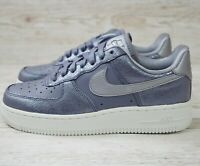 W NIKE AIR FORCE 1 '07 PRM CARBON size UK 4 US 6.5 EUR 37.5 896185 005 AF1