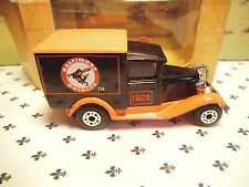 Matchbox Model MB38 BALTIMORE 1989 Brown Van Orange   Roof OO ? Scale
