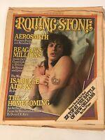 ROLLING STONE MAGAZINE #220 AUGUST 26, 1976 (GD/VG) AEROSMITH COVER