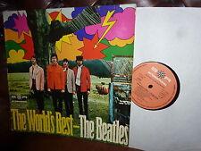 Beatles, The world's best, SR International 77235 Stereo, Club Edition