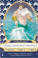 Sorcerer of the Magic Kingdom King Triton's Trident card 08