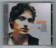 RAPHAEL - JE SAIS QUE LA TERRE EST PLATE - CD 11 TRACKS - 2008 - NEUF NEW NEU