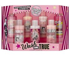 Soap And Glory Wash Come True Gift Set Christmas Gift Set For Her - BOXED & NEW