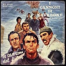 I CANNONI DI NAVARONE (THE GUNS OF NAVARONE - YASSU # JOE REISMAN