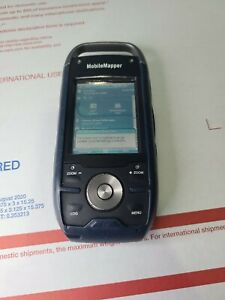 magellan mobile mapper 6 power on for parts or repair as ia