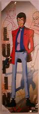 "LUPIN  Quadro- Canvas "" Lupin  "" misura 30x90"