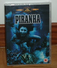 PIRANHA - DVD - DVD - SEALED - TERROR - SPANISH - CHILLING - THRILLER