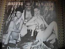 "RAM TAM & JO-I NEED YOU/CHERRIES.12"" RED VINYL SINGLE. FUNK DISCO SOUL.MISS PRES"