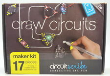Circuit Scribe Maker Kit: Draw Circuits Instantly - Conductive Ink Pen BRAND NEW