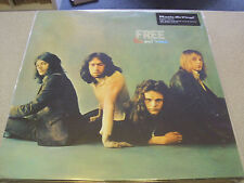 FREE-Fire and water-LP 180g Audiophile Vinile // NUOVO