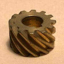 Nos New Atlas 7B Metal Shaper Milling Machine Gear Hub Screw Spiral Gear S7-60A