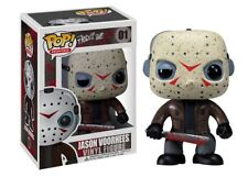 Jason Voorhees POP Vinyl Figure #01 Horror Friday The 13th Funko New!