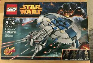 LEGO STAR WARS (75042) DROID GUNSHIP NEW/SEALED