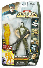 Marvel Legends 6 Inch Action Figure Nemesis Series - Green Camo Punisher Variant