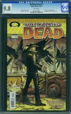 Walking Dead Issue 1 CGC 9.8 Near Mint / Mint WoW @@ WoW #1