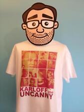 Boris Karloff Camiseta (Frankenstein / Horror Universal / Momia / Fu Manchu)