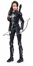 Barbie Collector The Hunger Games Mockingjay Part 2 Katniss Everdeen IN HAND