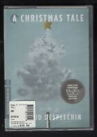 A Christmas Tale (DVD, 2009, 2-Disc Set, Criterion Collection) FACTORY SEALED