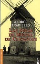 Las Vidas De Miguel De Cervantes (Divulgacion) (Spanish Edition)