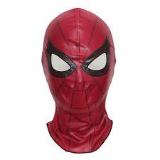 Spider-Man:Homecoming Spiderman Comics Peter Parker Hood Mask Balaclava Cosplay