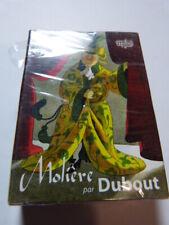 jeu de 55 cartes Molière par dubout  (cp10)