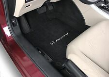 Honda Accord 2003 2007 2 Door Coupe Floor Mats in Front Logo