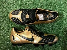 New Nike Total 90 Laser II FG Rare T90 Pro Football Boots Uk 7 Us 8