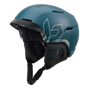 Bolle NEW Motive Helmet Matte Navy Hawaii 55-59cm BNWT