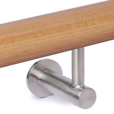 Stainless Stair Parts - E4586 Contemporary Wall Handrail support