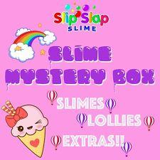 Mystery Slime Box | Random Australian Slime Pack - Kids Toy Gift Present