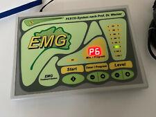 EMG Profi-Set PERTH Magnetfeldtherapiesystem nach Prof Dr. Werner Bio Magnetfeld